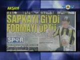 Fener Tv Mehmet Topuz Klibi