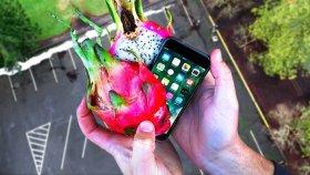 Ejderha Meyvesi İçerisinde İphone 7'nin Fırlatılması