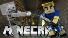 Minecraft Solo - Mahzen Savaşları! - Bölüm 4 - Burak Oyunda