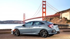Honda Civic Hatchback Sport Touring (RS) 2017 Test Sürüşü