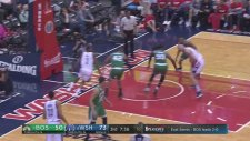 Marcin Gortat, Bradley Beal, Otto Porter Jr. ve Bojan Bogdanovic'den Celtics'e Karşı 62 Sayı!