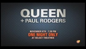 Queen - Paul Rodgers - Let The Cosmos Rock