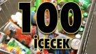 100 Farklı İçeceği Karıştırdık - Tadı Nasıl Oldu?