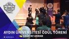 Çağatay Akman - Yılın En İyi Çıkış Yapan Sanatçısı - Aydın Üniversitesi Ödülleri Sahne Performansı