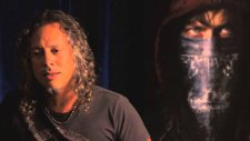 Kirk Hammett Talks Comic-Con