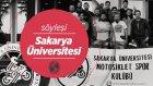 Sakarya Üniversitesi Motosiklet Spor Kulübü | SAÜMSK Beta Sürümü Söyleşi