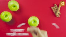 Tarçınlı Yeşil Elmalı Detoks Tarifi