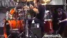 Metallica -  Harvester of Sorrow (MetOnTour - Madrid, Spain - 2008)