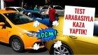 Yeni Vw Golf İle Kaza Yaptık! Vlog#20