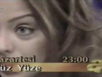 ATV - Program Dizi Tanıtımları ve Reklamlar (1998)