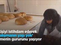 Uzun Süre Bayatlamayan Ekmek Satan Fırın
