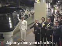 10 Bin Dolarlık Biletle Binilen Lüks Tren