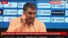 Ante Kulusic: Gençlerbirliği Klas Kulüp Ama Ümit Özat Amele