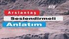 Arslantaş'ta Sert Orta Anadolu İklimine Rağmen Kar 20 Gün Örtülü Kalıyor!