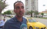 BMW'yi Taksi Yaptığına Pişman Olan Taksici  Adana