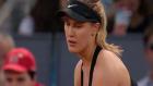 Bouchard, Sharapova'yı eledi