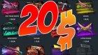 Hellcase 20 Dolar İle Kasa Açtık! - Counter Strıke Kutu Açılımı