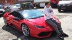 Lamborghini İle Poğaça Almaya Gitmek