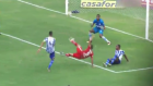 Neto Baiano'dan muhteşem vole golü!