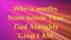 Paul Wilbur-Great  I AM