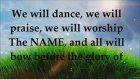 Paul Wilbur-We Will Run -Ani Ma Amin