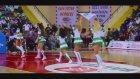 Bilyoner Ponpon Kızları Basket Maçlarını Ateşliyor
