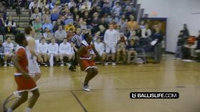 Sadece 16 Yaşındaki Akıllara Zarar Basketbolcu
