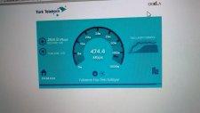 Türk Telecom Dan İnternetin Hızını  Test Etmek