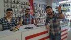 Kırılmaz Cam Testi Yaparken Gaza Gelip Telefonun Ekranını Kırmak