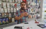 Kırılmaz Cep Telefonu Camı Testi