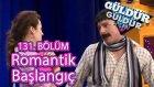 Güldür Güldür Show 131. Bölüm, Romantik Başlangıç Skeci
