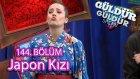 Güldür Güldür Show 144. Bölüm, Japon Kızı Skeci