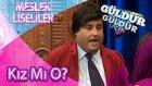 Güldür Güldür Show - Meslek Liseliler | Kız Mı O?