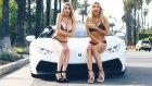 Lamborghini Önünde Fotoğraflarını Çekmelerini İsteyen Kadınlar (+18)