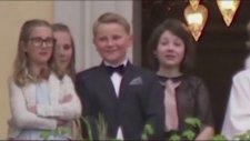 Norveç Prens ve Prenses Veliahtlarının Dab Hareketi