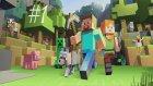 Minecraft Survival #1 (Ev Yaptık!!!)