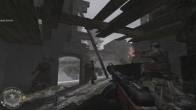 Harika Snıper! (Call Of Duty 2 - #1) - (Türkçe Oyun Yorumlama - Gameplay)