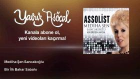 Mediha Şen Sancakoğlu - Bir İlk Bahar Sabahı