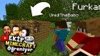 EFSANE BAŞLANGIÇ ! - EKİP Minecraft Öğreniyor #1