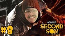 KARDEŞ BEN HUGO DEĞİLİM / İnfamous Second Son : Türkçe Dublajlı - Bölüm 8