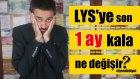 LYS'ye Son 1 Ay Kala Ne Değişir? |LYS Edebiyat|