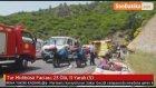 Tur Midibüsü Faciasında Acı Detay: Ölüm