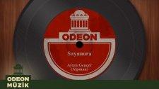 Ayten Gencer (Alpman) - Sayanora (Taş Plak Arşivi)