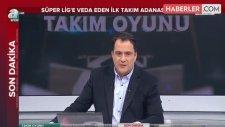 Fenerbahçe, Antalyaspor'a 1-0 Yenildi