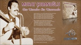 Murat Çobanoğlu - Ben Usandım Sen Usanmadın