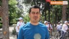 Hassa'da Gençler Sağlık ve Spor Için Pedal Çevirdi