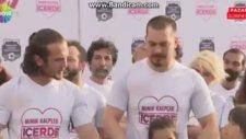 İçerde Ekibi - Minik Kalpler İçerde Futbol Maçı