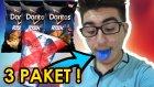 3 Paket Doritos Risk 2.0 Yemek ! (Ağladım)