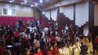 Çayelinden Öteye SANAT GECESİ Provalar Mektebim Okulu Haliç Kongre Merkezi Sadabad Salonu