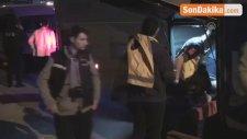 Dinlenme Bölümünde Uyuyan Otobüs Şoförünün Öldüğünü Molada Fark Ettiler